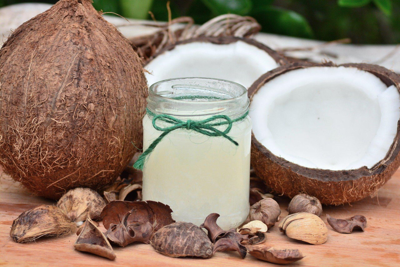 Do czego stosować olej kokosowy