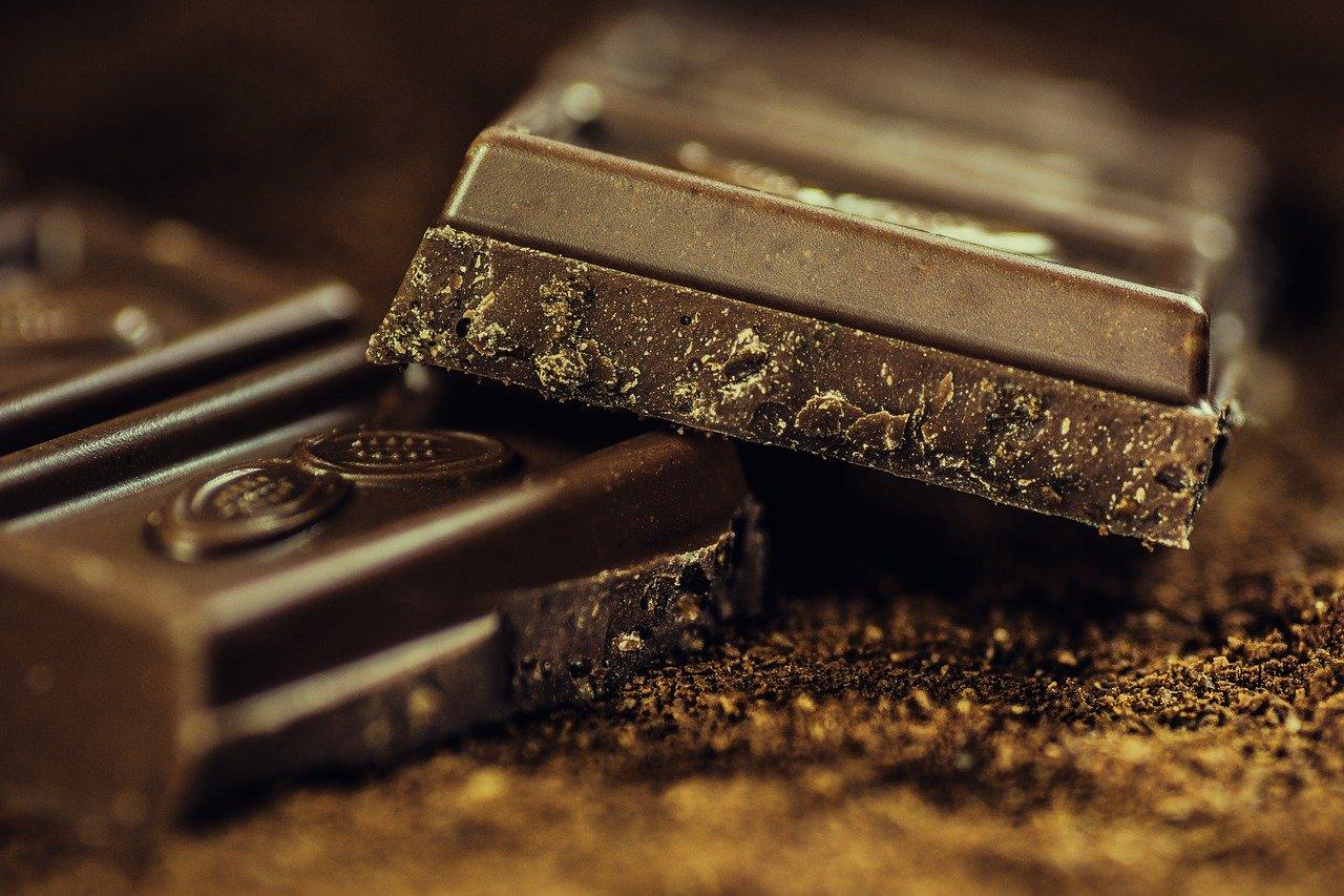 Mini czekolady od Wawelu