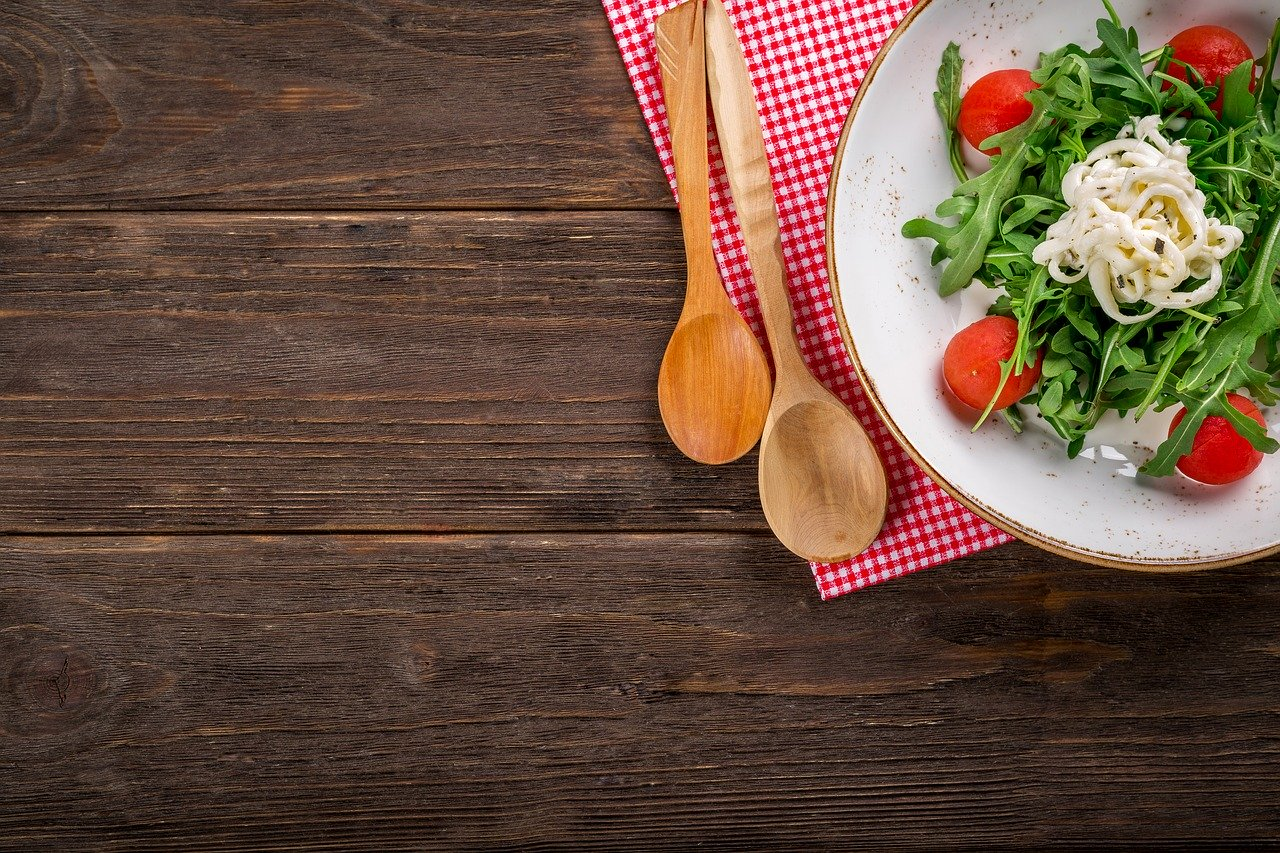 Jedzenie na poprawę nastroju