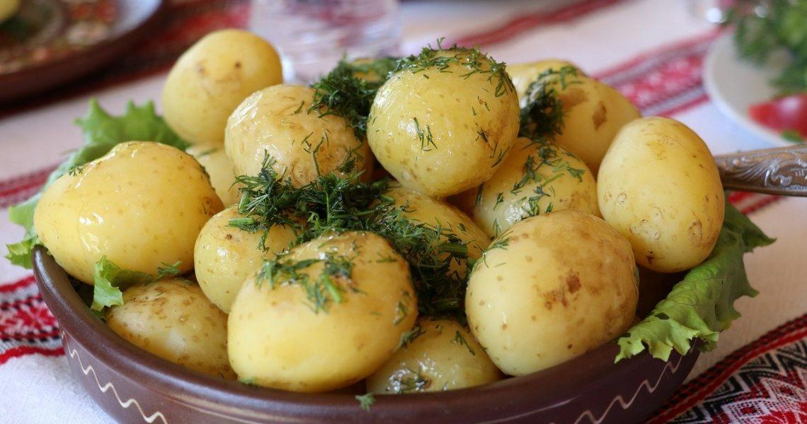 Ziemniak odkryty na nowo – 2 szybkie przekąski z ziemniakiem w roli głównej