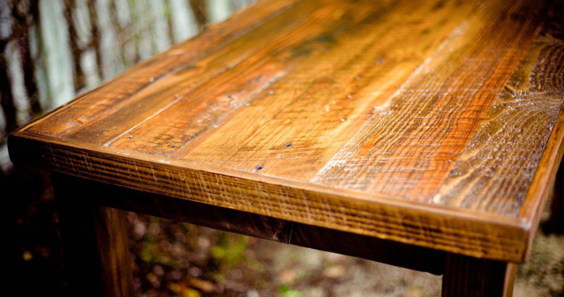 Renowacja drewnianych mebli: hobby dla każdego